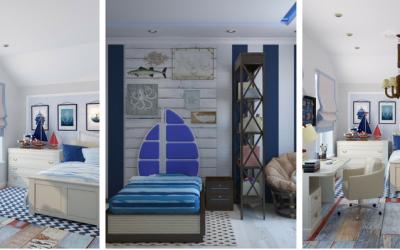 Maritimer Wohnstil – Ideen zur Einrichtung